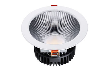 3000LM COB Led Down Light Fixtures Kitchen Downlights Led With Reflocter Cover