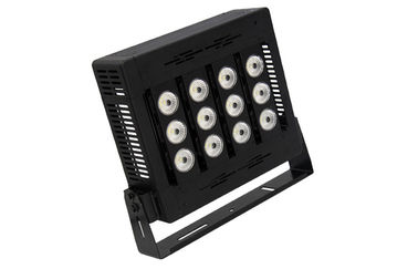 90 - 305Vac LED Stadium Lights IP67 100W Black housing Led Stadium Floodlights